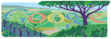Google - New year of the trees - Israel - 20 janvier 2011